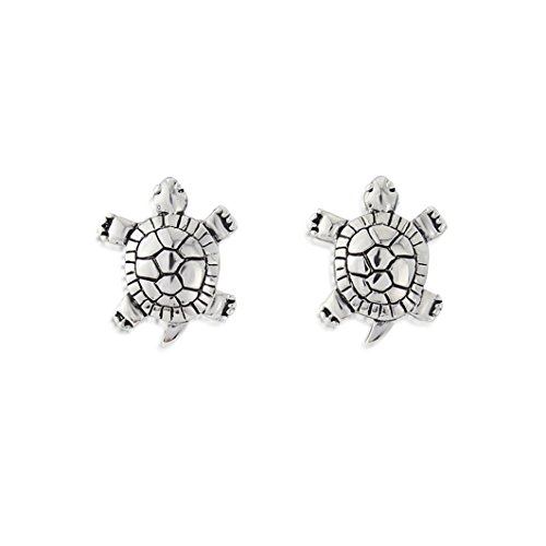 turtle-earrings-silver-tone-with-gorgeous-detailing-includes-gift-bag