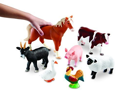 Learning-Resources-Jumbo-Farm-Animals