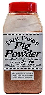 Trim Tabb's Pig Powder, Salmon Rub, Pork Rub, Rib Rub, Brisket Rub, Dry Rub, BBQ Rub, Spices and Rubs, Dry Rub Ribs, BBQ Rubs and Spices, Barbecue Rubs, Barbecue Sauces and Rubs, Steak Rub, Dry Rub for Ribs, Pork Butt Rub, Pork Rib Rub, Beef Rub, Grilling