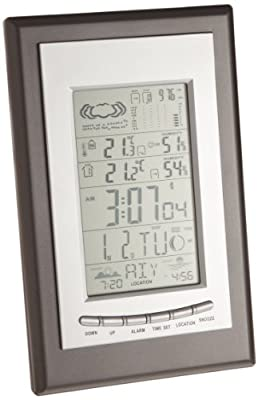 H-B Instrument Durac Weather Station with 433MHz RF Remote Sensor from H-B Instrument