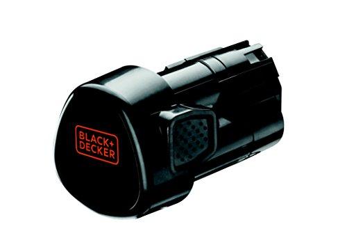 BLACK+DECKER BL1510-XJ - Batteria e alimentatore, 10,8 V