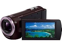 ソニー デジタルHDビデオカメラレコーダー「HDR-CX390」(ボルドーブラウン) HDR-CX390-T