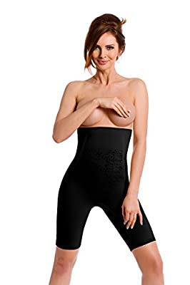 TESPOL komfortable und hochwertige Damen-Shaping-Panty seamless mit Anti-Cellulite made in Italy