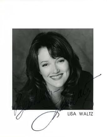LISA WALTZ Hand Signed 8x10 - UACC RD #289 at Amazon's ...