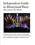 img - for The Independent Guide to Disneyland Paris 2013 book / textbook / text book