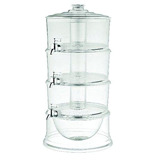 Distributeur boisson à 3 niveaux empilables Jumbl avec chambre de base et arbre de refroidissement