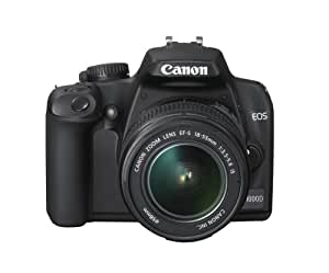 Canon EOS 1000D EF-S 18-55mm f/3.5-5.6 (non IS) Lens Kit