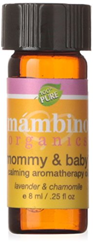 Mambino organics Mommy and Baby Calming Aromatherapy Oil
