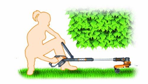 positec worx lawn garden worx gt 2 0 wg160 cordless. Black Bedroom Furniture Sets. Home Design Ideas