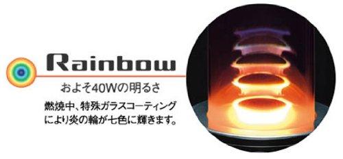 TOYOTOMI 対流型石油ストーブ 「コンクリート9畳~木造7畳」 【日本製】 ホワイト RB-25C(W)