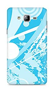 Amez designer printed 3d premium high quality back case cover for Samsung Galaxy ON7 (Abstract 14)