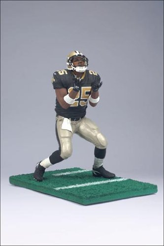 Reggie Bush New Orleans Saints NFL Series 14 Action Figure
