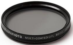 AGFA Digital Multi-Coated Circular Polarizing (CPL) Filter 58mm APCPF58