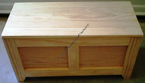 Wood compost bin construction make your own toy chest Build your own toy chest
