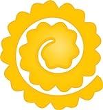 Spellbinders Shapeabilities Dies-Spiral Blossom 4