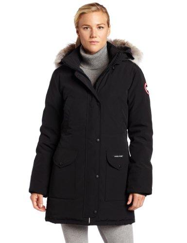 Canada Goose Women's Trillium Parka,Black,X-Small (Coats Canada Goose Women compare prices)