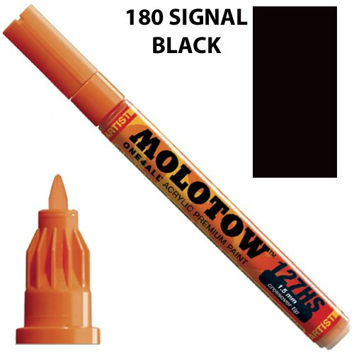Molotow 127HS-CO ONE4ALL Paint Pen With Crossover Nib – 180
