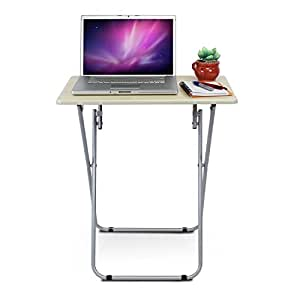 Furinno gaya folding writing desk writing desks for small spaces home kitchen - Folding desks for small spaces concept ...