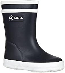 Aigle Unisex Baby Baby Flac (Inf/Tod) - Navy/White - 21 EU (5 US)