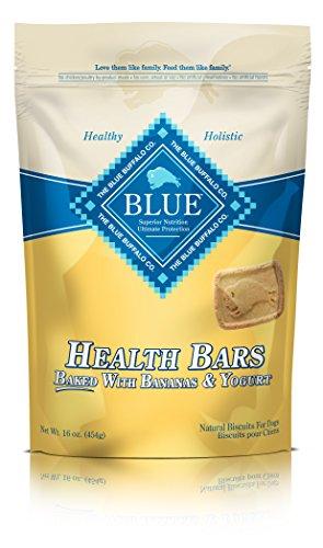 Blue Buffalo Banana and Yogurt Health Bars 16 oz