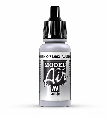 062 Aluminium Vallejo Model Air 17ml