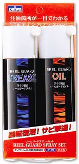 Daiwa (Daiwa) real guard spray set 04980058