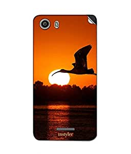 instyler MOBILE STICKER FOR MICROMAX CANVAS SPARK 2Q334