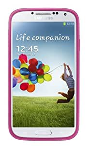 UAT - Samsung EF-PI950BPEGIN Protective Cover for Samsung Galaxy S4 (Pink)