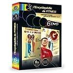 L'encyclop�die de fitness : Coffret 6...