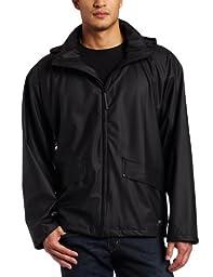 Helly Hansen Men\'s Voss Jacket, 990 Black, Large
