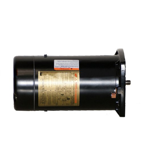 Hayward spx2705z1m 34 hp threaded shaft motor replacement for Well pump motor replacement