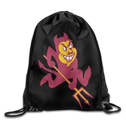 Boxer98 Custom Arizona State University Sun Devils Best Graphic Sack Bag White One Size