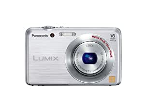 Panasonic Lumix DMC FH-8 16.1 MP Digital Camera with 5x Wide Angle Optical Image Stabilized Zoom (Silver)