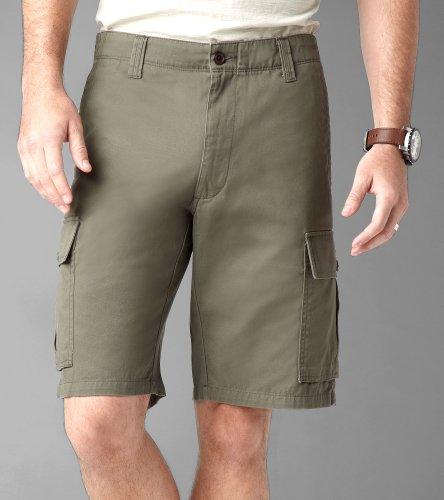 Dockers Men'S Cargo Short, Oregano, 40