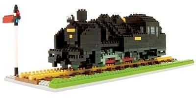 nanoblock 蒸気機関車