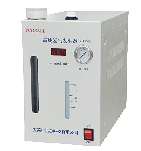 SCDEALL H500 High purity Hydrogen gas generator H2: 0-500ml 110 or 220V