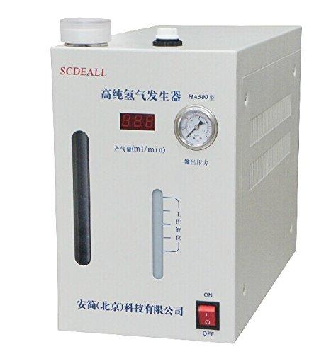 H500 High purity Hydrogen gas generator H2: 0-500ml 110 or 220V
