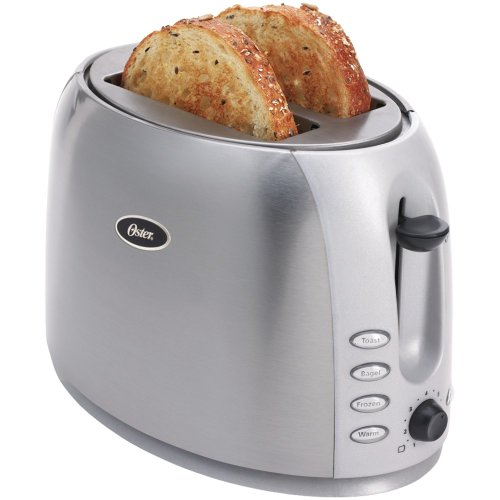 New - Oster 6594-000-000 2-Slice Toaster By Oster