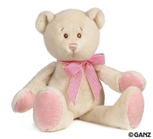Baby Ganz Baby Bear - Pink