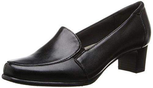 Trotters Women's Gloria Slip On,Black,6.5