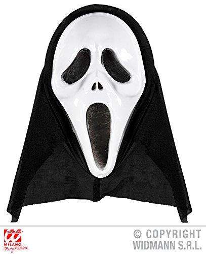 Maschera con cappuccio Screaming, Unisex