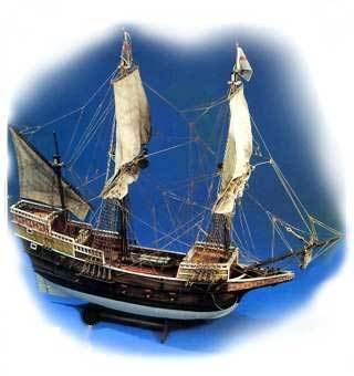 printed-plan-to-build-wooden-model-of-the-mayflower-sailing-ship-800-mm-long-full-size-drawings-inst