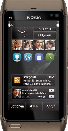 Nokia-N8-Smartphone-89-cm-35-Zoll-Touchscreen-12-Megapixel-Kamera-Pinch-Zoom-Ovi-Karten-bronze