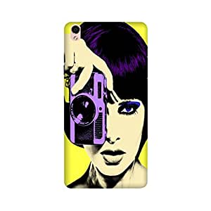 Printrose Oppo F1 Plus back cover - High Quality Designer Case and Covers for Oppo F1 Plus click