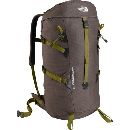 The North Face Tree Hugger 32L Men'S Backpack Brown front-855299