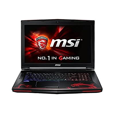 "MSI GT72 2QD Dominator G Dragon edition Laptop( (GTX 970M 6GB GDDR5) -17.3"")"