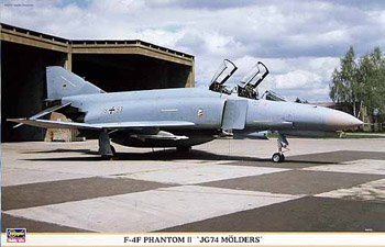 ハセガワ F−4 F ファントム2 JG74 メルダース