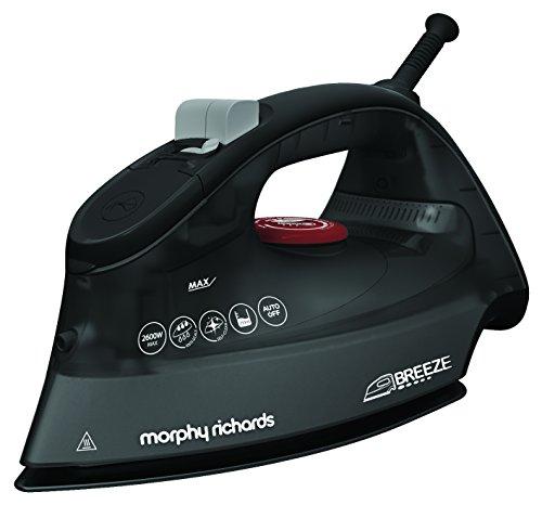 morphy-richards-300254-breeze-steam-iron-2600-w-black-red