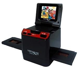 Vistaquest VQ-FS501-S1 Mini Convertisseur de film et diapositive avec écran