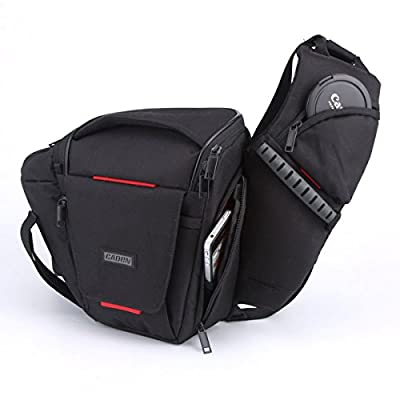 DSLR SLR Camera Beltpack Camera Sling Bag Nylon Case for All Cameras